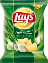 Lays - Lays bramburky Onion